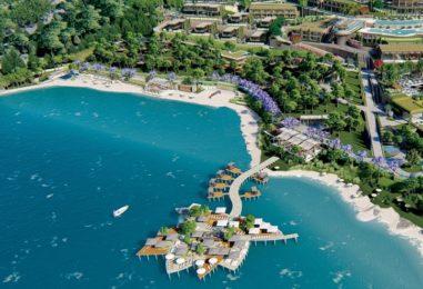 Новые отели на турецком побережье