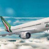 Распродажа билетов от Alitalia.
